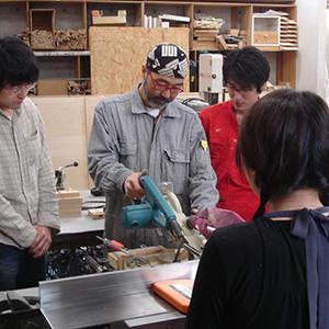 木工テクニカル講座